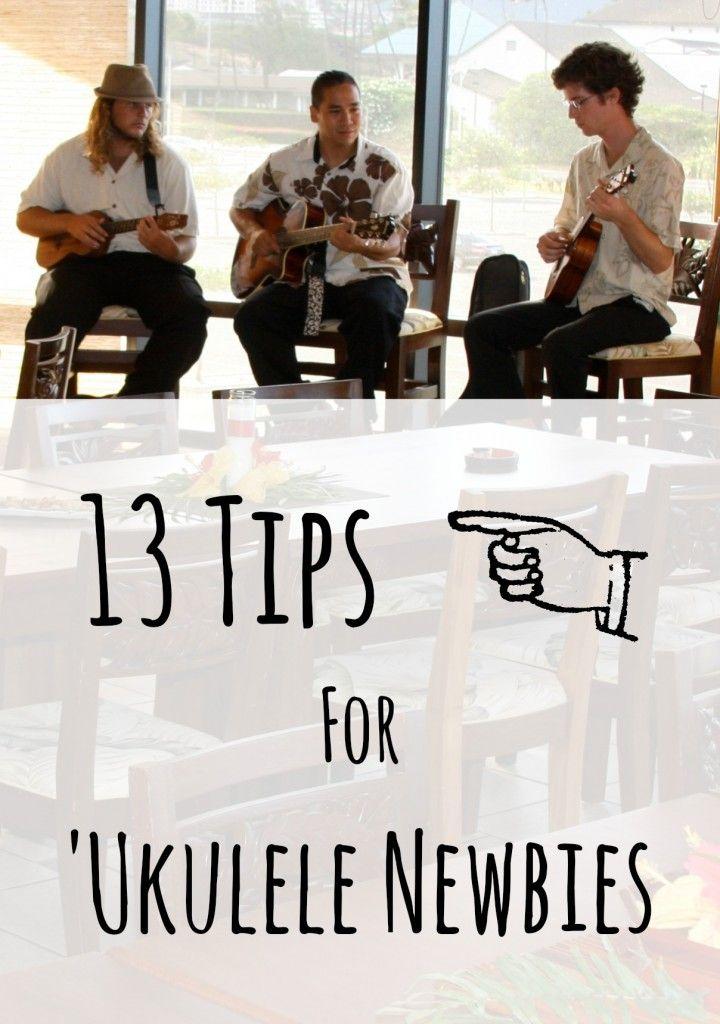 13 Tips To Take You From Zero To 'Ukulele Strumming Hero!
