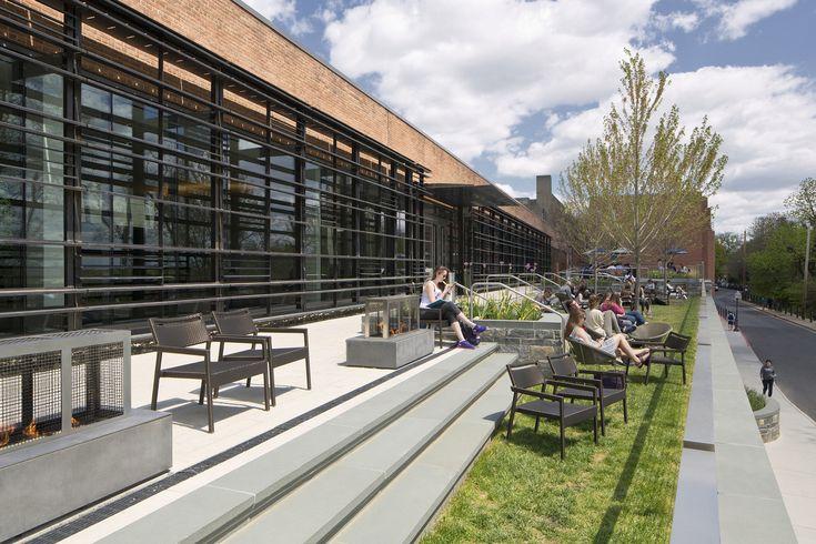 Galeria - Centro de Estudantes na Universidade de Georgetown / ikon.5 architects - 2