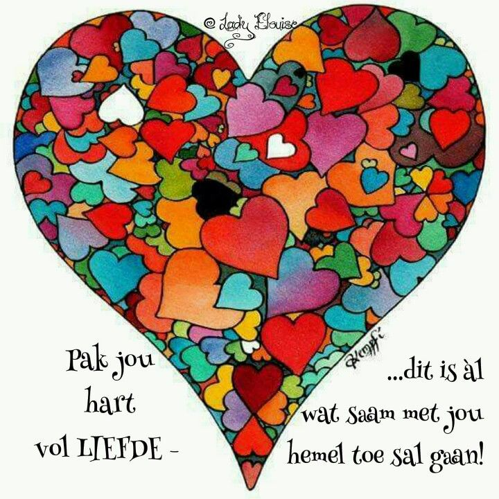 Pak jou hart vol liefde