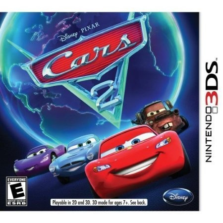 Cars 2 - Nintendo 3DS Your #1 Source for Video Games, Consoles & Accessories! Multicitygames.com