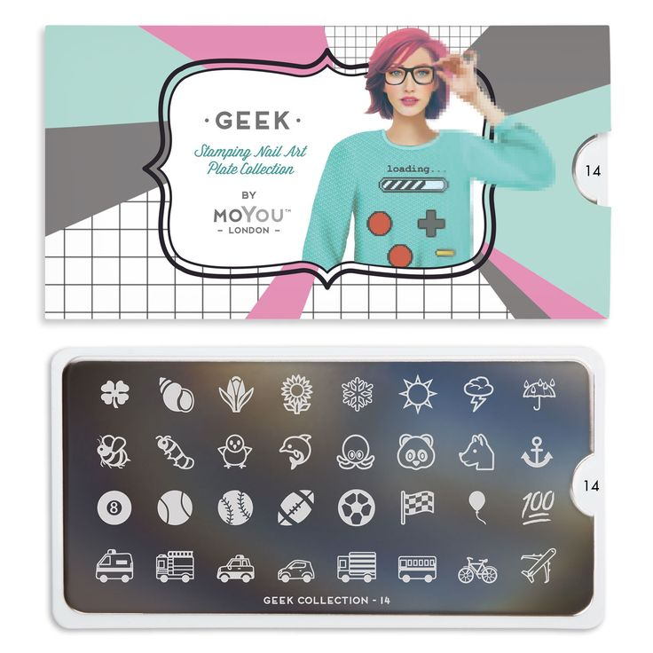 Geek 14 | MoYou London