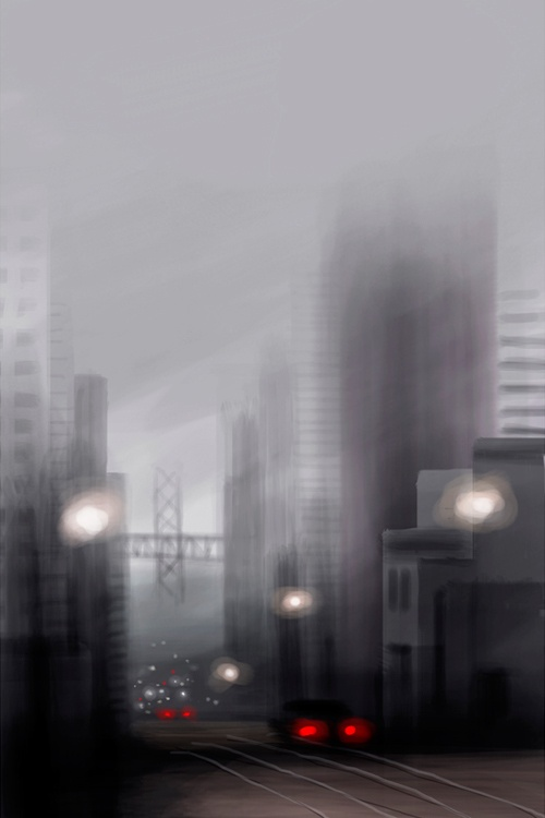 by JorgeColombo: Iphone App, Concept Art, Brushes, Jorge Columbo, Cities Life, Grey, Cities Night, Jorge Colombo, Prints Nails