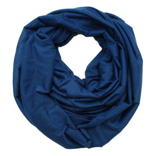 Elegant Solid Color Infinity Loop Jersey Scarf (blue) Saaghi, http://www.amazon.com/dp/B00AGP2TOE/ref=cm_sw_r_pi_dp_bLPcrb1M8RE1B: Infinity Loop, Solid Colors, Plum Feathers, Color Infinity, Feathers Light, Feathers Elegant, Jersey Scarf