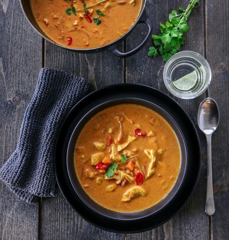 Tidligere i denne uken fikk jeg en hyggelig kommentar fra en av mine lesere, på en kyllingsuppe fra 2012: «Dette er desidert den beste suppen jeg har smakt! Har servert den til flere venner, …