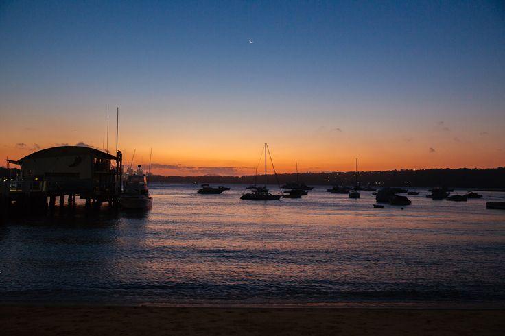 Sunset over Watson's Bay, Sydney. #AlwaysSummer #Havaianas #Party