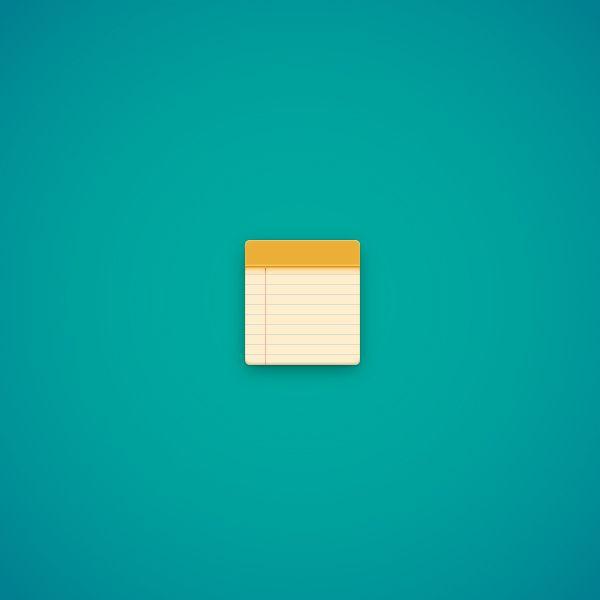 Create a Simple Notebook Icon in Adobe Illustrator - Tuts+ Design & Illustration Tutorial