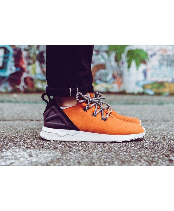 check out 9da92 a75d7 Adidas Zx Flux Adv X Craft Chili Womens Shoes