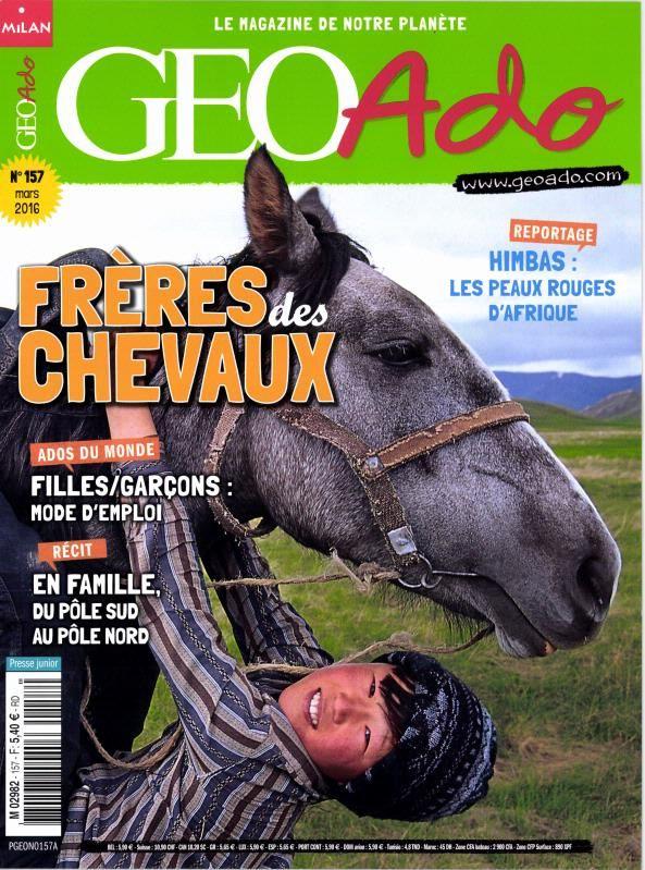 Le héros du mois : Cédric Villani (p. 14-15) Casque de réalité virtuelle : êter dans le jeu (p. 17) News in english : New Zealand (p. 20-21) Enquête : frères des chevaux (p. 22-31) Reportage : Géraldine Danon à bord du voilier Fleur Australe (p. 38-43) Reportage : dans le restaurant le plus cher du monde (p. 44-45) Reportage : Hinbas, les bergers du désert (p. 46-51) Planète ados : filles et garçons, ensemble ? (p. 54-57) La vie est belle, en down under !(p. 58-61)