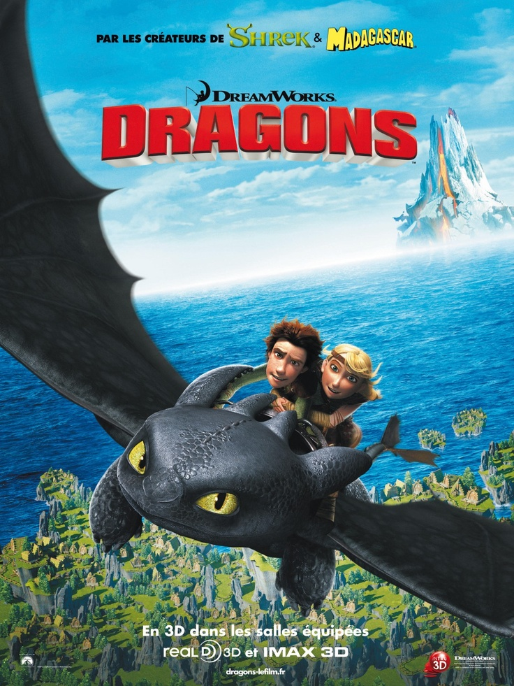 How to Train Your Dragon, We Love this movie