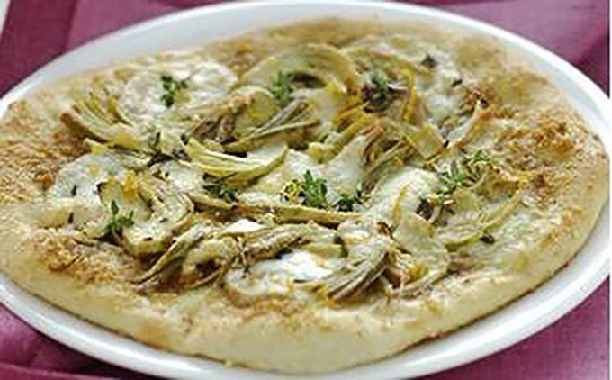 Enginarlı Pizza