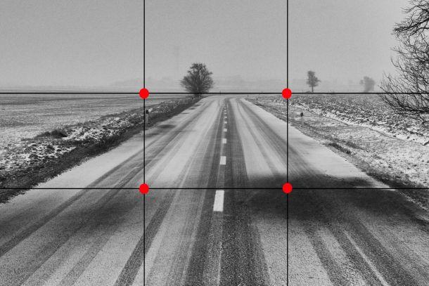 Reglas básicas para mejorar todas tus próximas fotos ⇶ En la realización de una fotografía entran en juego factores como las reglas de composición, las cuales definen la forma en la que configuramos el espacio en nuestra toma.