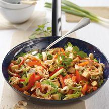 WeightWatchers.de: Weight Watchers Rezept - Asiatische Tofupfanne