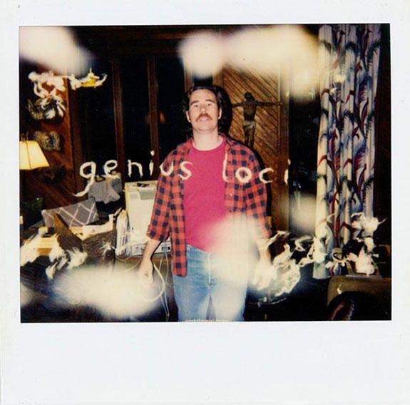 Seeing Things : Ghost Polaroids