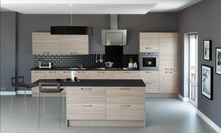 Hacienda Champagne Milano. Stunning Modern Kitchen Designed to Inspire!  http://www.academyhome.co.uk/products/kitchens/kitchen-ranges/modern
