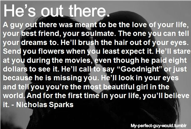 Awwwww......I LOVE LOVE LOVE the romance in the writings of Nicholas Sparks!!!