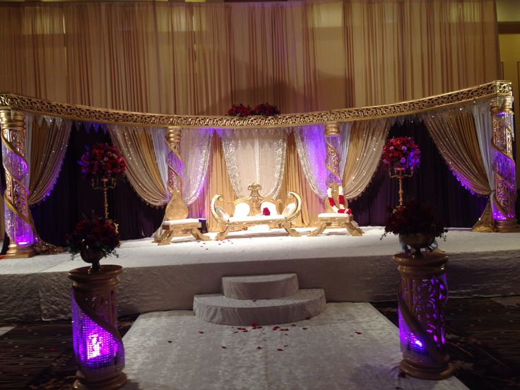 41 best wedding stage decor images on pinterest wedding stage pakistani wedding decoration junglespirit Choice Image