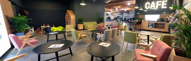 Un espace lounge pour patienter dans les meilleures conditions.