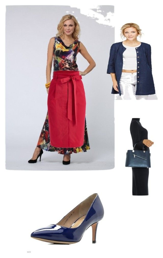 """2/4"" by allvira on Polyvore featuring мода, Isabella Rhea и Mascotte"