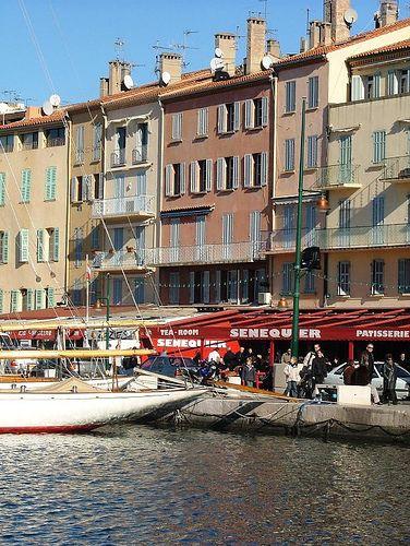 On my June agenda: Cafe Senequier St Tropez 035 by Ian A Wood, via Flickr
