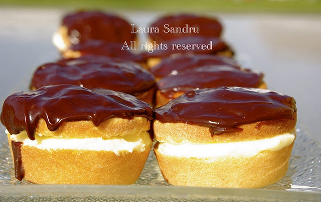 Martha Stewart's Boston Cream Pie Recipe — Dishmaps