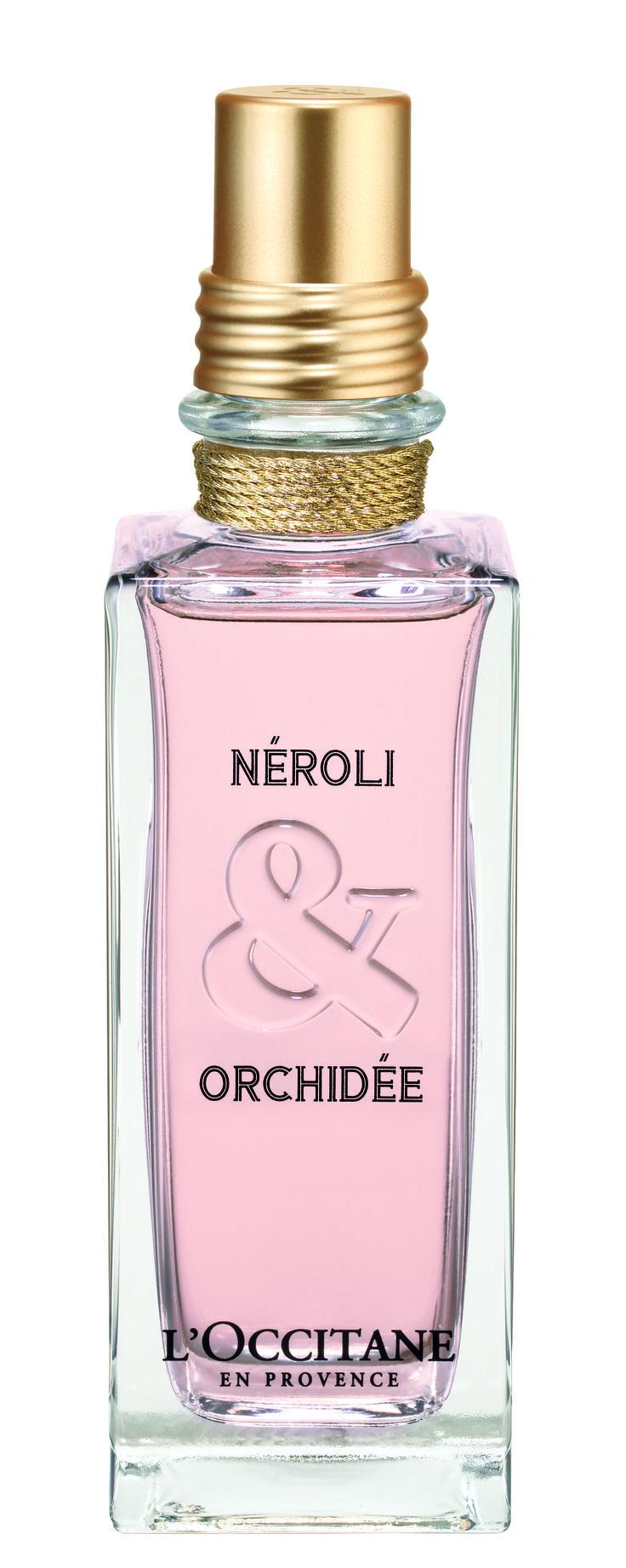 """L´Occitane en Provence """"Néroli & Orchidée"""" Eau de Toilette for women."""