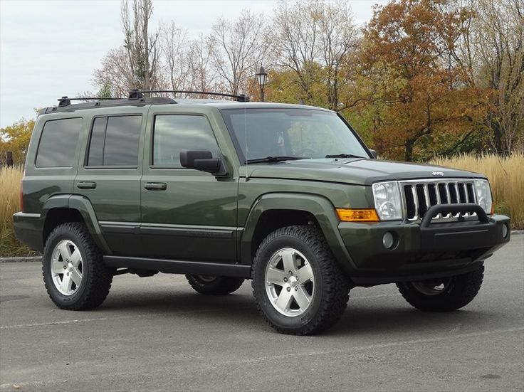 Another fdufour226 2007 Jeep Commander post... Photo