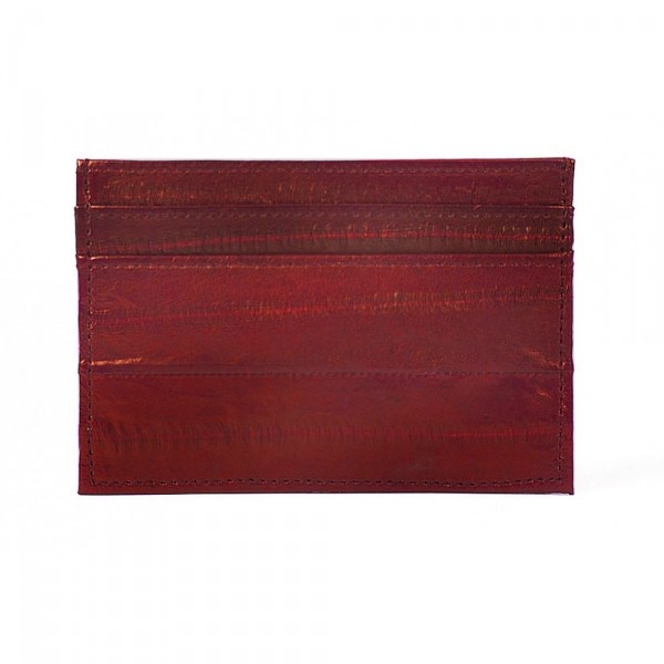 Makki Card Holder - Red