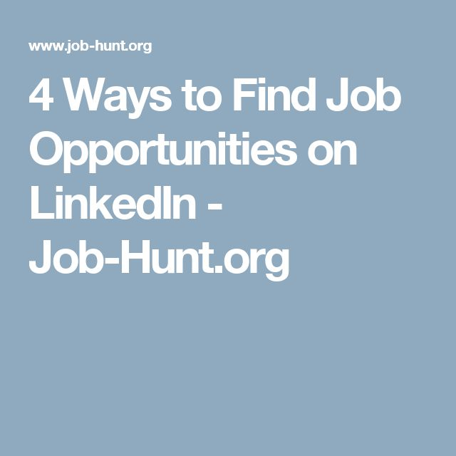 social media job search expert arnie fertig explains how to use linkedin to find jobs in one usual way and three often overlooked ways - Linkedin Jobs Search Finding Jobs Using Linkedin