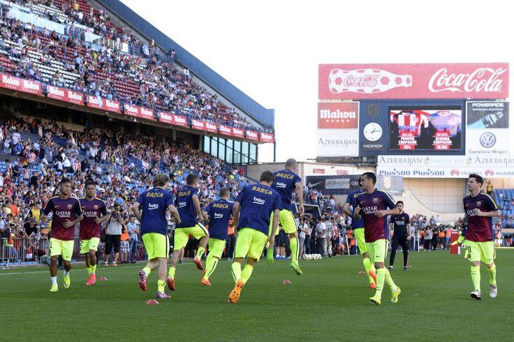 Atlético de Madrid 0-1 FC Barcelona [17-05-15]