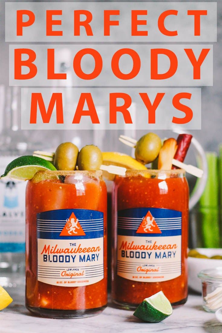 these best bloody marys are going to be your favorite addition to your weekend brunch line up! they start with the perfect homemade bloody mary mix, which infuses tomato juice with tons of flavor. invite your friends over for a casual saturday brunch & prepare diy build your own bloody mary bar for a fun way to let your guests build their own best bloody marys!