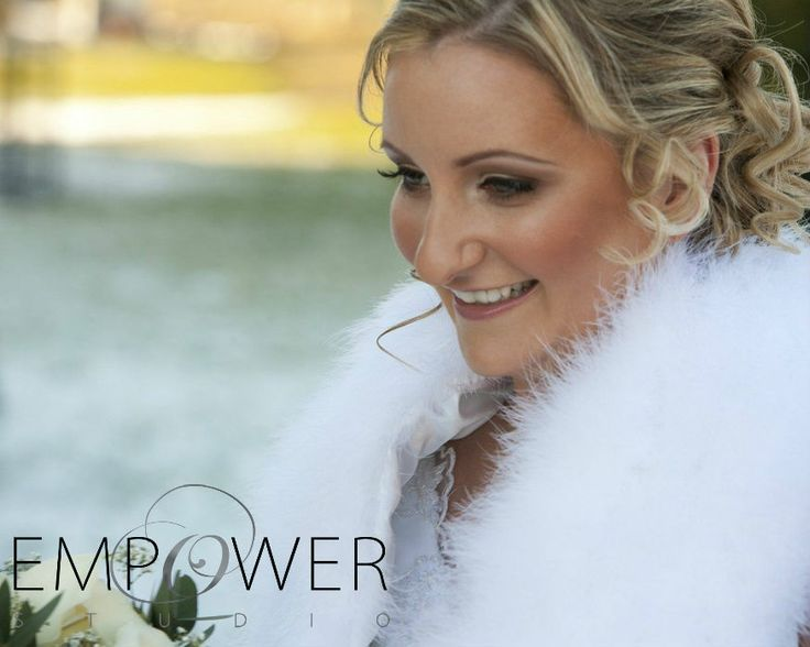 Beautiful photo of one of our brides! Way to go empower team! www.empowerstudio.ie #wedding #bride #makeup #beauty