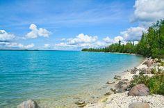 clearwater lake manitoba -