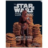 Found it at Wayfair - The Star Wars Cookbook with Wookiee Cookies and Other Galactic Recipes