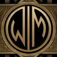 fiiiii  Loin omat nimikirjaimeni The Great Gatsby - Kultahattu -monogrammikoneella.