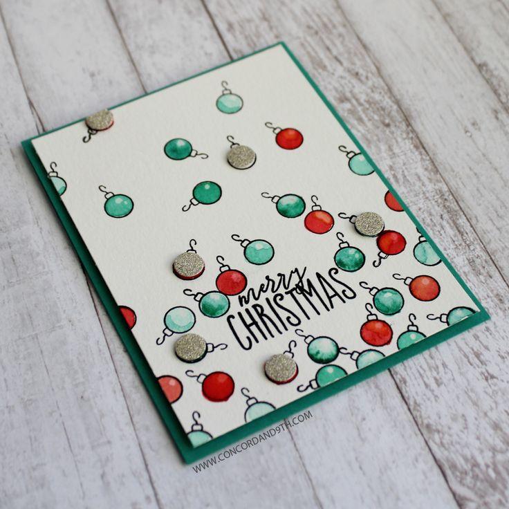 O Christmas Tree Concord & 9th