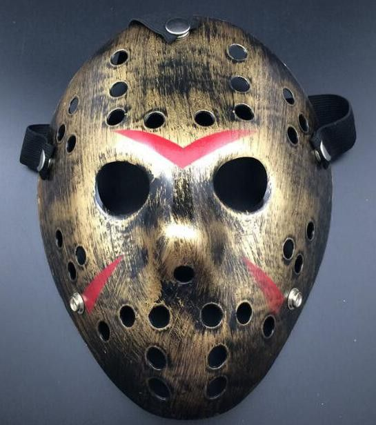 Halloween Mask Scary Horror Jason Mask Masquerade Cosplay Party Killer Masks Halloween Decoration