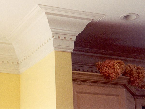 1000 Images About Dentil Moulding On Pinterest Mansions