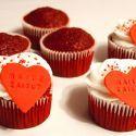 Cupcakes de terciopelo rojo – Red Velvet cupcakes - Hogarutil