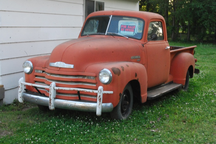 1950 Chevy 1/2 Ton Standard Pickup for sale