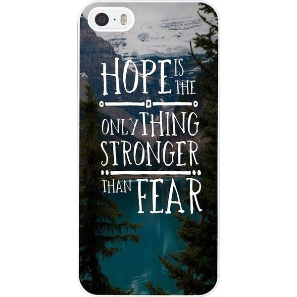 Case for Iphone 5S, iphone 5 Case Christian Quotes Bible Verses Do All... ($3.40) ❤ liked on Polyvore