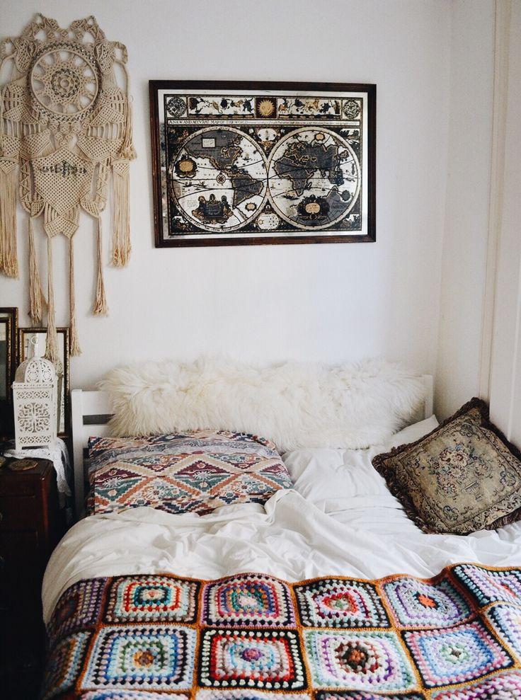 Pinterest Bohemian Bedroom Ideas: 819 Best Images About Bohemian Bedrooms On Pinterest