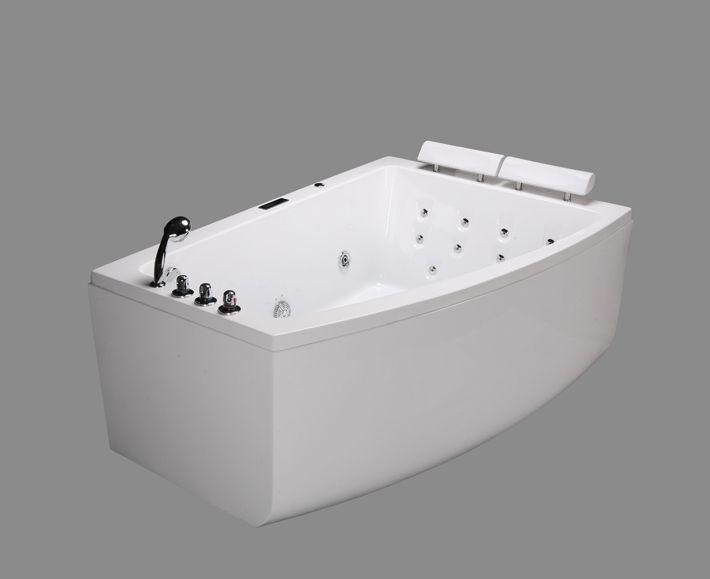 2 Person Massage Bathtub Indoor Hot Tub Extra Large Whirlpool