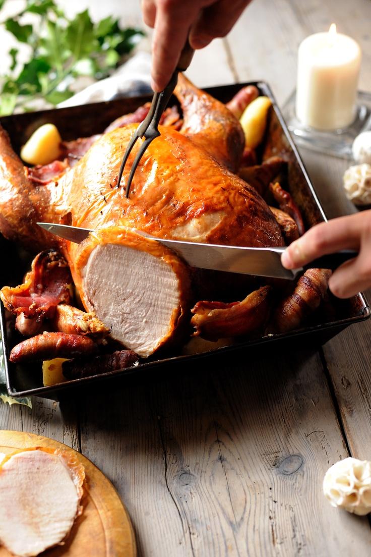 Christmas Turkey #pipersfarm #Christmas
