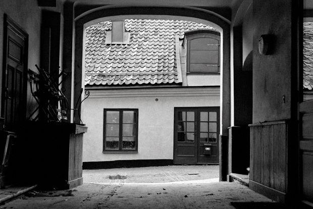 Stockholm-Södermalm. Photo Pernilla Hed