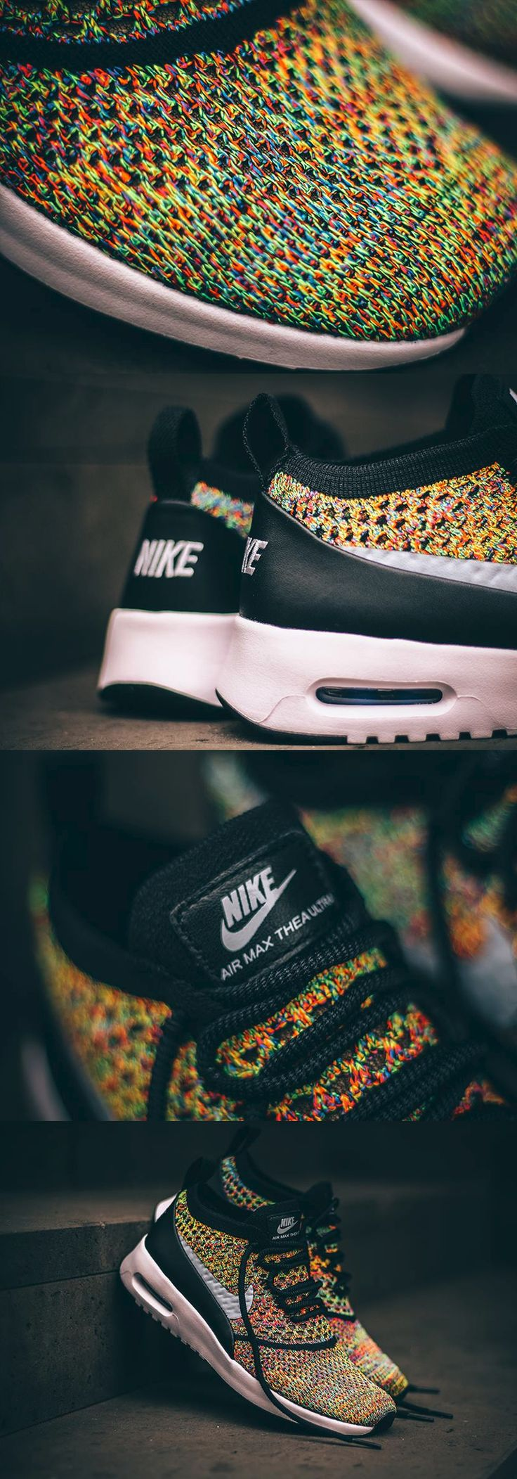 #Nike #Wmns #Air #Max #Thea #Ultra #Flyknit #Multicolor