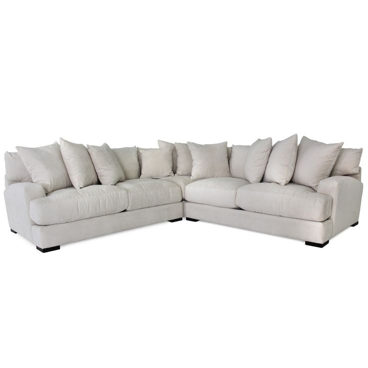 Awesome JONATHAN LOUIS GYPSY CREAM SECTIONAL  SOFA LIVING ROOM SECTIONAL Gallery  Furniture