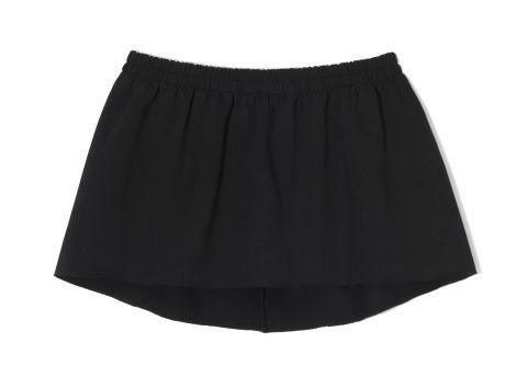 THE ODDER SIDE Black skirt. Shop at www.theodderside.com