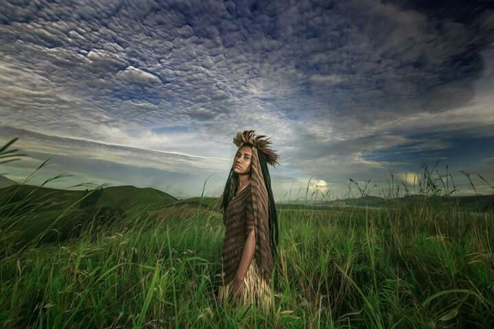 Papuan Ladies Noken
