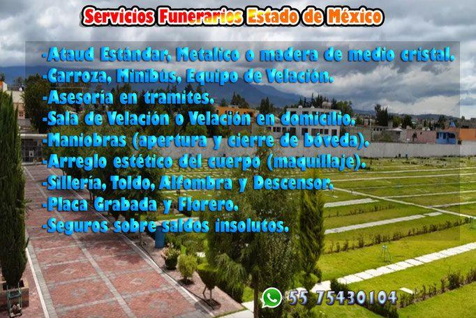 Funerales y ataúdes  Concepción Jolalpan Tepetlaoxtoc estado de México 5575430104 https://www.webselitemx.com/funerales-y-ataudes-tepetlaoxtoc/