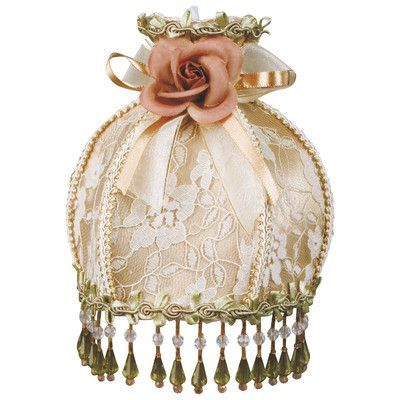 RoyalDesigns Beaded Victorian Night Light